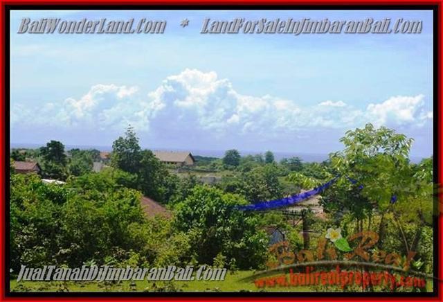 FOR SALE 1,100 m2 LAND IN Jimbaran Ungasan TJJI067