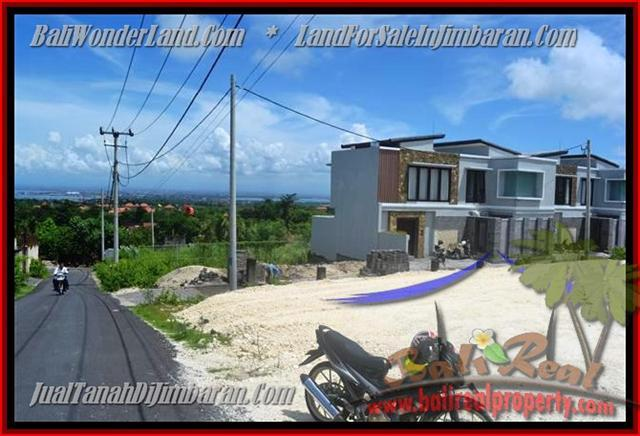 Magnificent PROPERTY JIMBARAN BALI 500 m2 LAND FOR SALE TJJI066