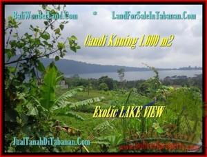 Magnificent TABANAN BALI 1.000 m2 LAND FOR SALE TJTB179