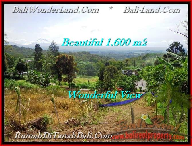 FOR SALE Exotic LAND IN Tabanan Bedugul BALI TJTB194