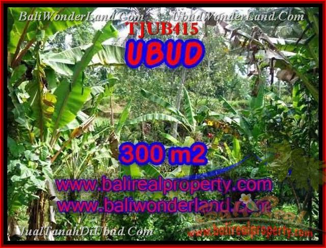 Magnificent PROPERTY LAND IN UBUD FOR SALE TJUB415