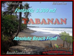 Beautiful LAND FOR SALE IN TABANAN TJTB158