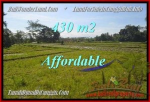 Magnificent 430 m2 LAND IN CANGGU FOR SALE TJCG183