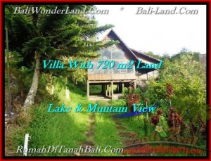 Exotic 720 m2 LAND SALE IN TABANAN BALI TJTB190