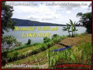 FOR SALE Magnificent 9,500 m2 LAND IN TABANAN BALI TJTB192