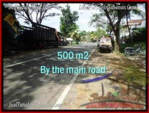 FOR SALE Magnificent LAND IN Tabanan City BALI TJTB202