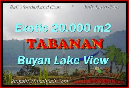 Magnificent LAND FOR SALE IN TABANAN TJTB163