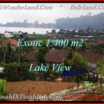 1,400 m2 LAND FOR SALE IN TABANAN BALI TJTB203