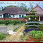 Exotic TABANAN BALI 1,400 m2 LAND FOR SALE TJTB203