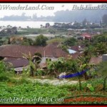 Magnificent 1,400 m2 LAND SALE IN TABANAN BALI TJTB203
