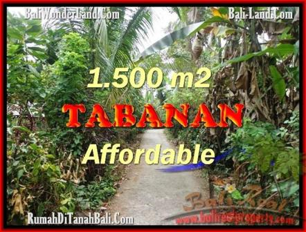 Affordable PROPERTY TABANAN LAND FOR SALE TJTB159
