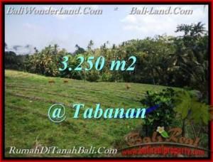 Affordable Tabanan Selemadeg BALI LAND FOR SALE TJTB208