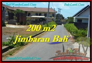 FOR SALE 200 m2 LAND IN Jimbaran Ungasan BALI TJJI101