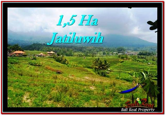FOR SALE Magnificent 15,000 m2 LAND IN TABANAN BALI TJTB225