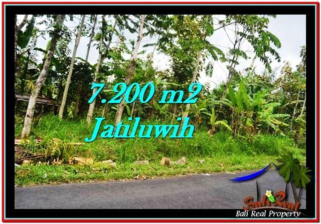 FOR SALE Magnificent 7,200 m2 LAND IN TABANAN BALI TJTB226