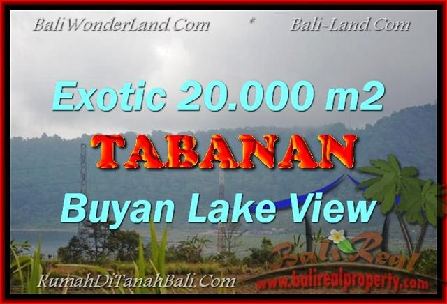 Affordable PROPERTY 20,000 m2 LAND IN Pancasari FOR SALE TJTB163
