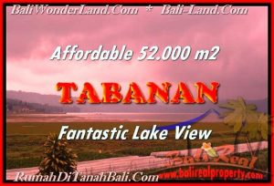 Magnificent PROPERTY 52,000 m2 LAND SALE IN Pancasari TJTB164