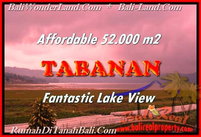 Beautiful 52,000 m2 LAND FOR SALE IN Pancasari TJTB164