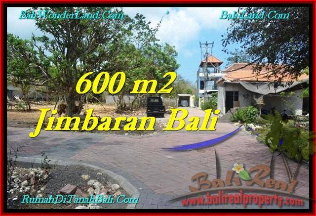 Beautiful PROPERTY 600 m2 LAND SALE IN JIMBARAN BALI TJJI097