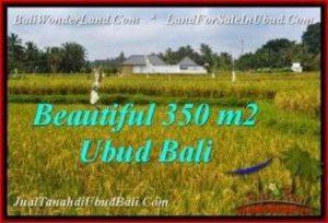 Beautiful LAND IN UBUD FOR SALE TJUB540