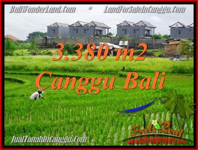 FOR SALE Exotic LAND IN Canggu Echo beach TJCG199