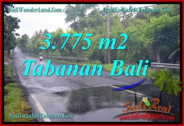 Exotic PROPERTY TABANAN LAND FOR SALE TJTB271
