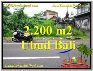 Affordable PROPERTY UBUD LAND FOR SALE TJUB565