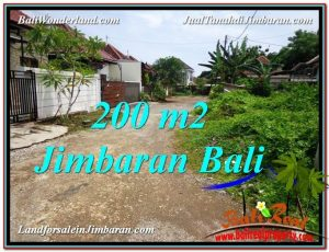 Exotic JIMBARAN LAND FOR SALE TJJI106