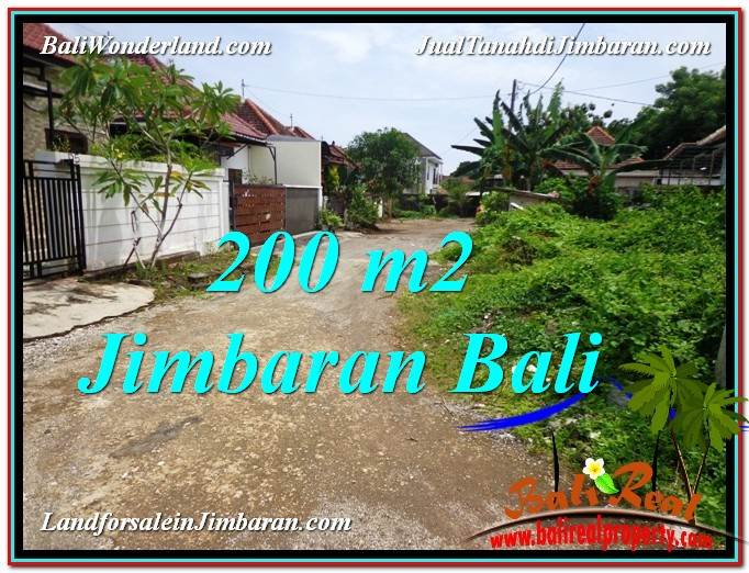 Beautiful PROPERTY 200 m2 LAND IN Jimbaran Ungasan BALI FOR SALE TJJI106