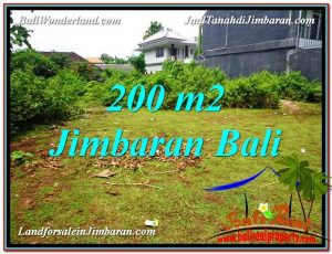 Beautiful 200 m2 LAND SALE IN JIMBARAN TJJI107