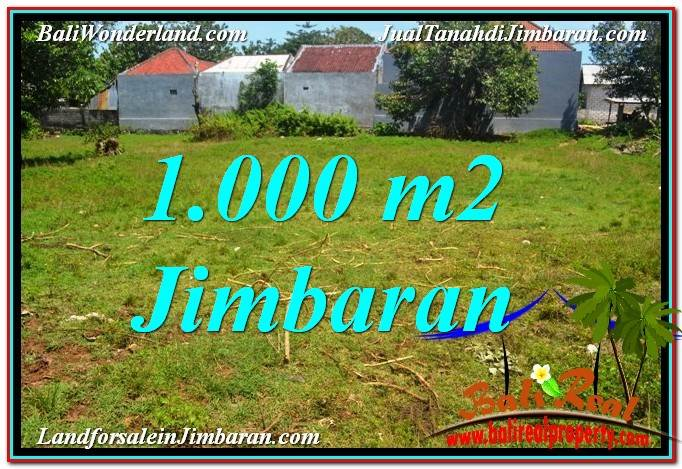 Magnificent LAND FOR SALE IN JIMBARAN BALI TJJI108
