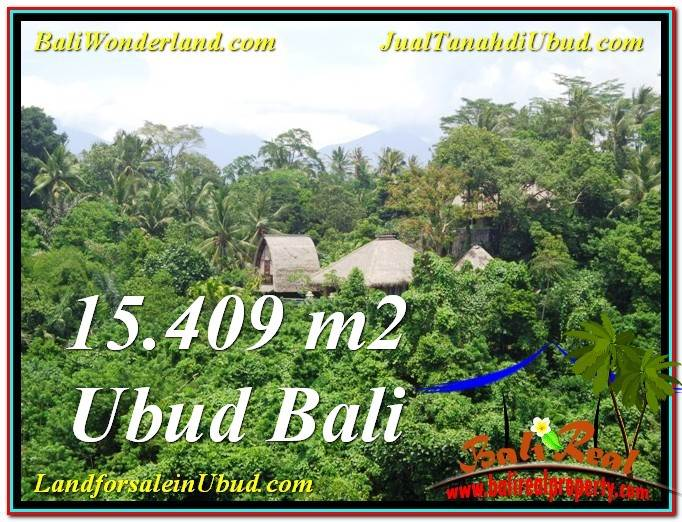 Exotic Sentral Ubud BALI LAND FOR SALE TJUB568