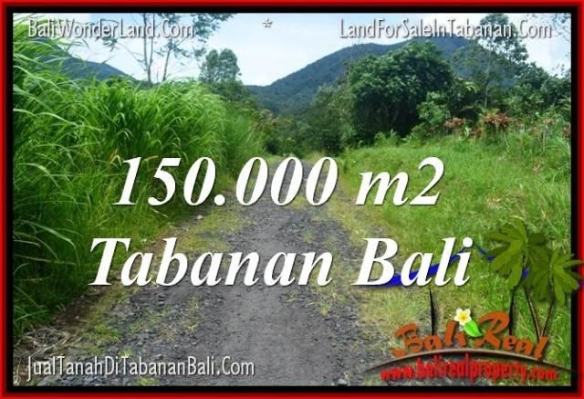 Exotic PROPERTY LAND IN TABANAN BALI FOR SALE TJTB318
