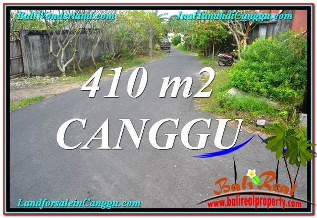 Magnificent PROPERTY Canggu Pererenan BALI LAND FOR SALE TJCG216