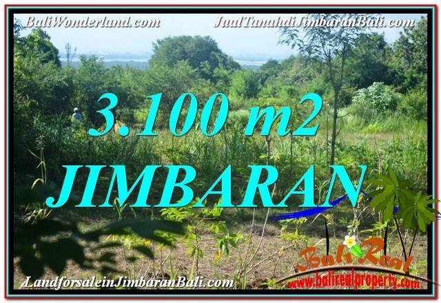 Beautiful PROPERTY 3,100 m2 LAND SALE IN Jimbaran Uluwatu  BALI TJJI113