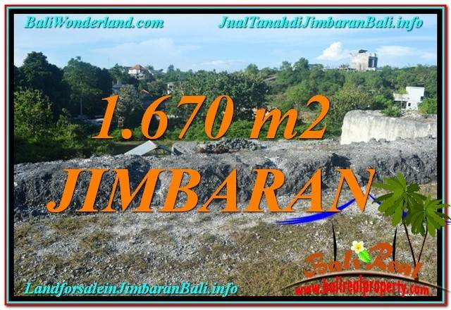 Magnificent LAND IN Jimbaran Ungasan BALI FOR SALE TJJI116