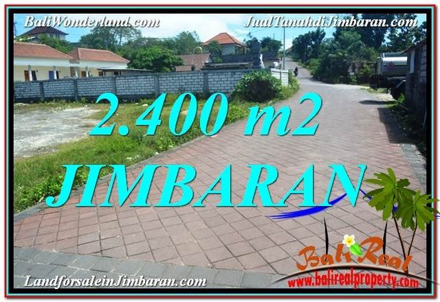 Exotic JIMBARAN LAND FOR SALE TJJI110