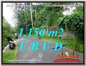 Magnificent LAND SALE IN Ubud Pejeng BALI TJUB576