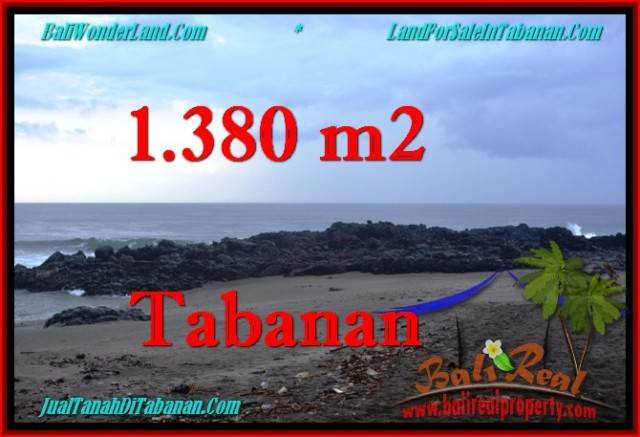 Exotic PROPERTY LAND SALE IN TABANAN TJTB270
