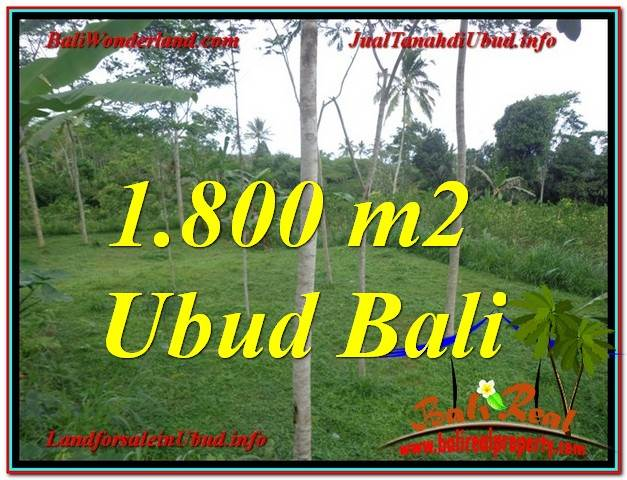 Magnificent Ubud Tegalalang BALI LAND FOR SALE TJUB610