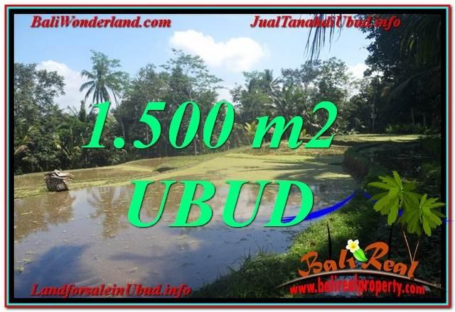 Exotic Ubud Payangan BALI LAND FOR SALE TJUB630