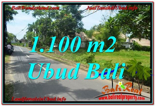 Exotic LAND IN Sentral / Ubud Center FOR SALE TJUB645
