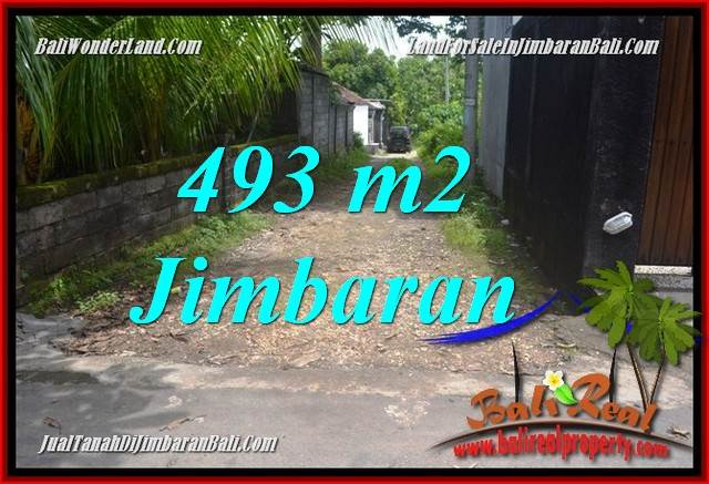 Affordable PROPERTY 493 m2 LAND SALE IN Jimbaran Ungasan TJJI125