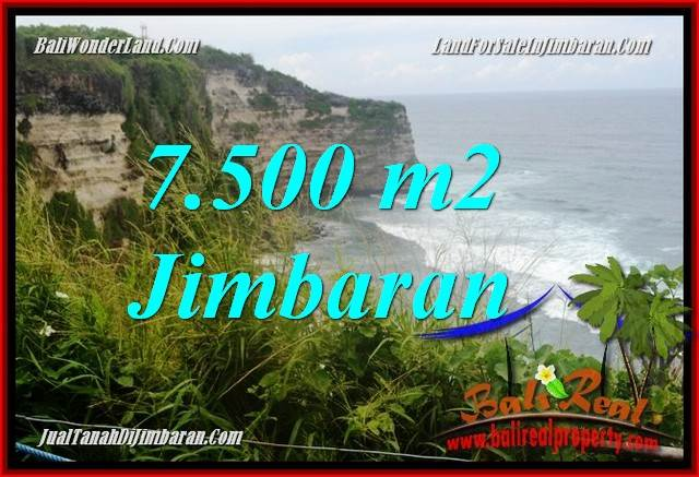 FOR SALE Magnificent PROPERTY LAND IN JIMBARAN BALI TJJI126