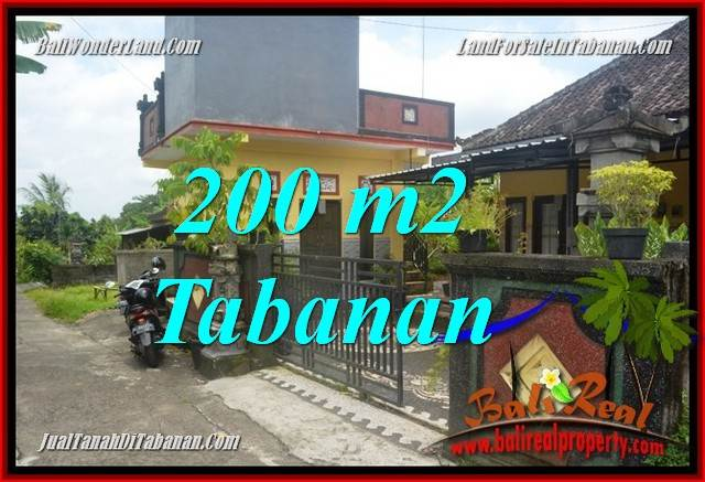 Beautiful LAND IN TABANAN BALI FOR SALE TJTB359