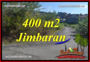 FOR SALE Beautiful PROPERTY 400 m2 LAND IN JIMBARAN BALI TJJI119