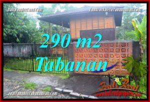 Beautiful 290 m2 LAND IN Tabanan Penebel FOR SALE TJTB358