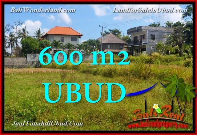FOR SALE Affordable LAND IN UBUD BALI TJUB664
