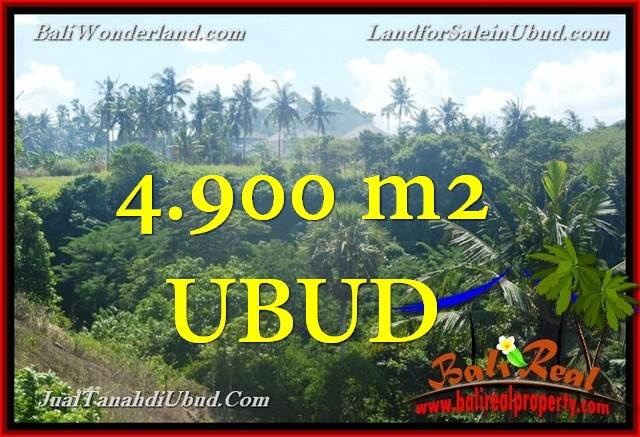 FOR SALE Affordable PROPERTY LAND IN Ubud Gianyar BALI TJUB665