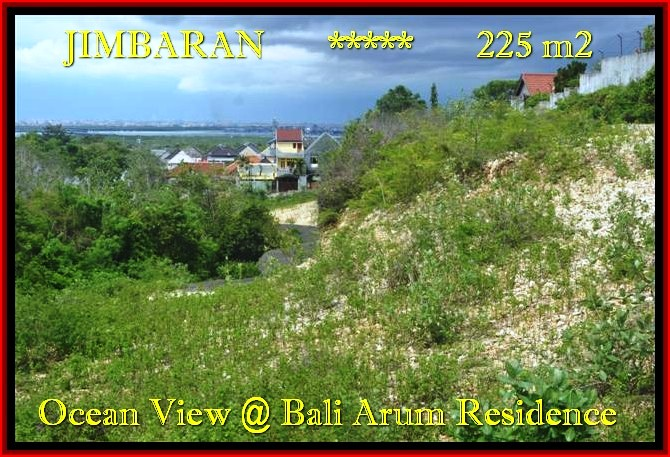 Magnificent PROPERTY 225 m2 LAND SALE IN JIMBARAN TJJI092